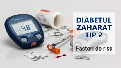 Factorii de risc în diabetul zaharat tip 2