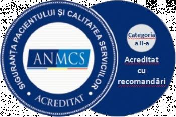 Spitalul Wellborn Băneasa acreditat ANMCS